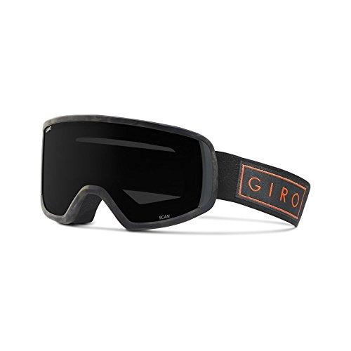 Giro Erwachsene SCAN Flash Ski Und Snowboard Brille, Frame Riptide Ultra/Black Lens, One Size