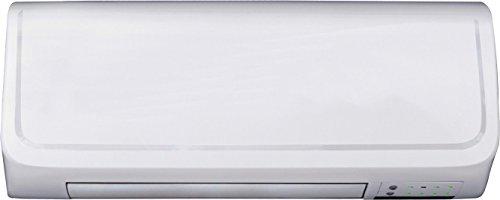 Domain EU1GIO keramische radiator voor wandmontage – 200 W – verwarmingsstanden 1000/2000 W – afstandsbediening – elektronische thermostaat – IP 22 – wit