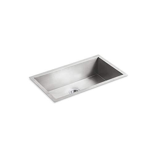 Kohler 3821-NA Vault fregadero de cocina