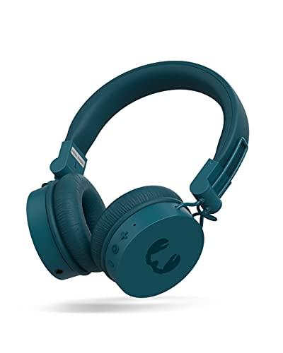 Fresh  N Rebel Headphones Caps 2 Wireless Auricolari On-Ear Senza Fili Bluetooth -Petrol Blue