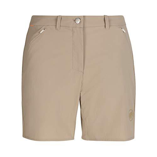 Mammut Damen Shorts Hiking Shorts, braun, 36