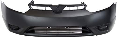 07 civic front bumper - 1