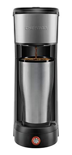 Chefman InstaCoffee Single Serve Coffee Maker