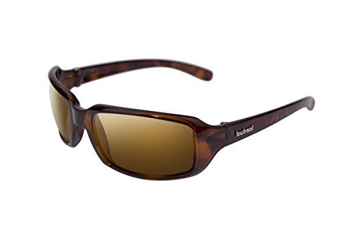 Loubsol Kell Sonnenbrille Erwachsene Damen, Schuppenmuster, u