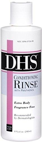 DHS Sciacquare condizionata Fragrance Corpo 8 oz extra (confezione da 10)