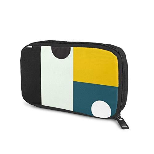 Bauhaus Age Elektronik-Kit, Tragetasche, Zubehör, Organizer, Aufbewahrungstasche für U-Disk, Headset, USB-Stick, Kabel, Ladegerät