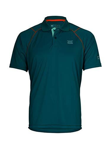 TAO Sportswear Polo Multi Sports XL Bleu Turquoise