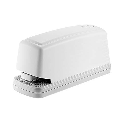 LYY Mini Grapadora Eléctrica, Papel Automática Máquina De Encuadernación, 20 Hojas De...