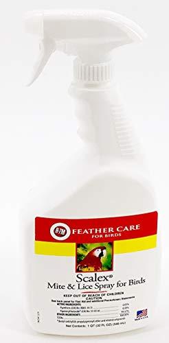 Gimborn Scalex for Birds - Mite & Lice Spray - 32 ounce