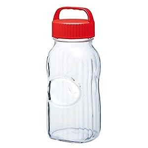 東洋佐々木ガラス 果実酒瓶 漬け上手 うめ編 日本製 2000ml I-77861-R-A-JAN