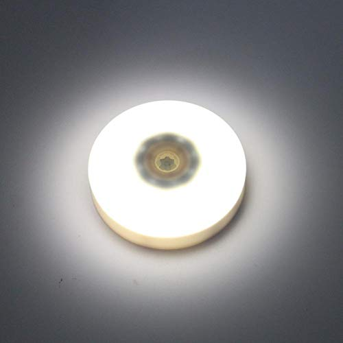 XHSHLID verlichting met bewegingsmelder keukenlamp automatische LED nachtlamp batterijvoeding met bewegingsmelder