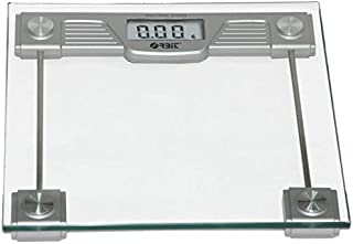 Orbit Digital Personal Scale, Up to 150 kg, Silver - BBM
