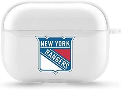New York Rangers Apple Bluetooth Silicone Earphone Case Suitable for Apple AirPods 3 Generation product image