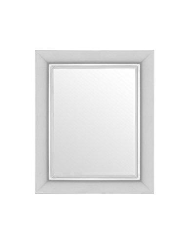 Kartell Francois Ghost, Miroirs Muraux, 65 X 79cm, Chromè Mètallisès