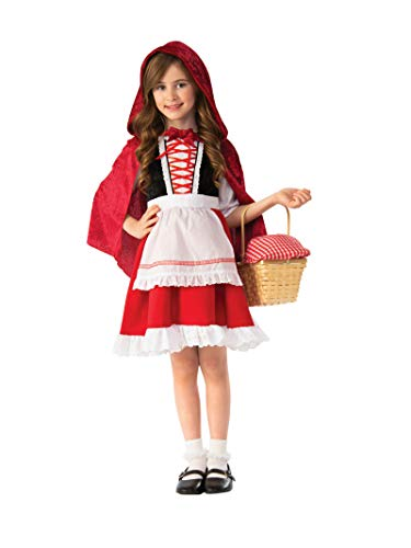 Little Red Riding Hood Super Deluxe Child Costume