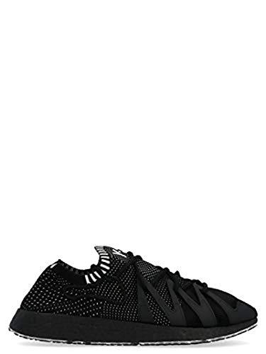adidas Hombre Y-3 Raito Racer II Zapatos de Correr Negro, 47 1/3