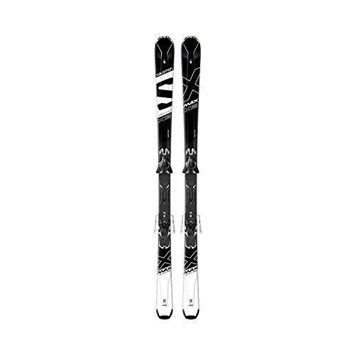 SALOMON X-Max X12 Ski - XT12 TI Bindung L39953400 Black/White 170 cm