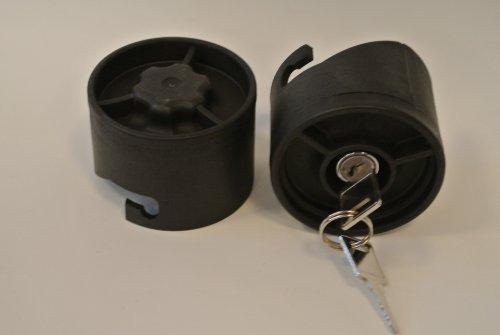 LPG/AutogasTankdeckel universal - abschließbar -universal ACME SET 2 Stück