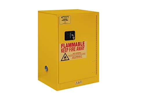 Durham 1012M-50 Flammable storage, 12 gallon, manual
