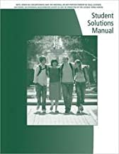 Student Solutions Manual for Lawson/Erjavec's Modern Statistics for Engineering and Quality Improvement