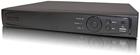 16 Channel DVR HD 1080P (HD-TVI/ONVIF IP / 960H), Hikvision OEM DS-7216HQHI-K2, HD Turbo, HDMI 4K Video Output, Audio, Surge Protection, HKTek, No Logo