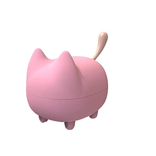 Bocina Bluetooth Portatil Bluetooth altavoz portátil inalámbrico, altavoz Bluetooth linda del gato, de sonido Audio Bluetooths mini altavoz lindo mascotas Bluetooths portátil Inicio - Mejor regalo