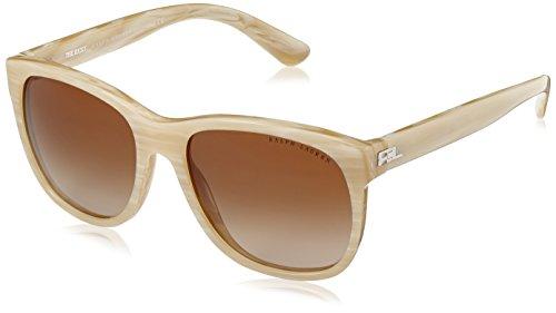 Ralph Lauren 0Rl8141 Gafas de sol, Bone, 60 para Mujer
