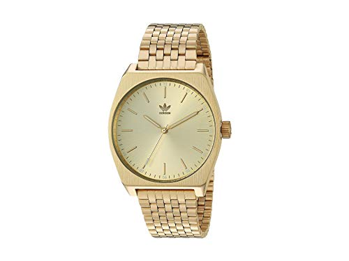 adidas Pulsera De Acero Relojes De Los Hombres Process_M1.6 Enlace Inoxidable, 20 Mm Anchura (Todo 0,38 Mm) Oro