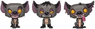 Funko Pop! Disney: Rey León - juego de 3 hienas exclusivo de Spring Convention