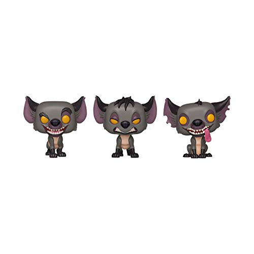Funko Pop! Disney: Lion King - Hyenas 3 Pack Spring Convention Exclusive