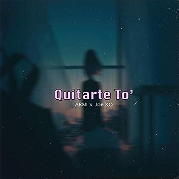 Quitarte to (feat. Joe XO)