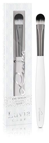 Luvia Pinsel Augen Creme S319: Augenpinsel Für Feuchtigkeitscreme, Creme, Masken, Gesichtsmaske, Augenmasken & Serum