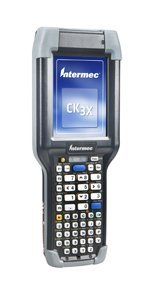 Intermec CK3XAA4M000W4400 Mobile Computer, Alphanumeric, EX25 Near/Far Range Imager, No Camera, 802.11 a/b/g/n, Bluetooth, WEH 6.5, All Languages, Client Pack