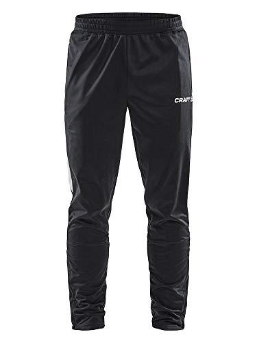 Craft Herren Präsentationshose Pro Control Pants 1906713 Black/White XL