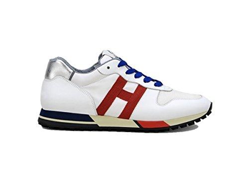 HOGAN HXM3830AN50JQQ0PL3 Sneakers Running schuhe Winter Herren Leder Sneaker *, Weiß Größe: 6.5