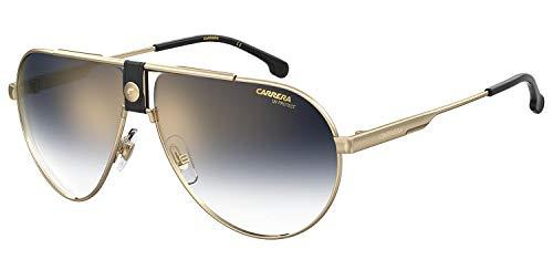 Carrera 1033/S Gafas de sol, Blk Gold, 63 Unisex Adulto