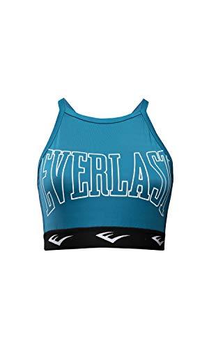 Everlast Sports - Camiseta Interior para Mujer, Mujer, Ropa Interior, 786550-50, Azul, Medium