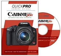 Canon EOS Digital Rebel XSi / 450D QuickPro Camera Guide (Interactive Tutorial DVD)