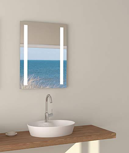 Talos Horizon 50x 70 cm-Lichtfarbe 4200K-Modernes Design, Glas, Aluminium, 4200K, 50x70cm