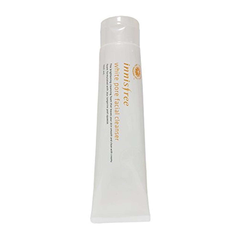構成する完璧な誕生[イニスフリー] Innisfree ホワイト毛穴フェイシャルクレンザー (150ml) Innisfree White Pore Facial Cleanser(150ml) [海外直送品]