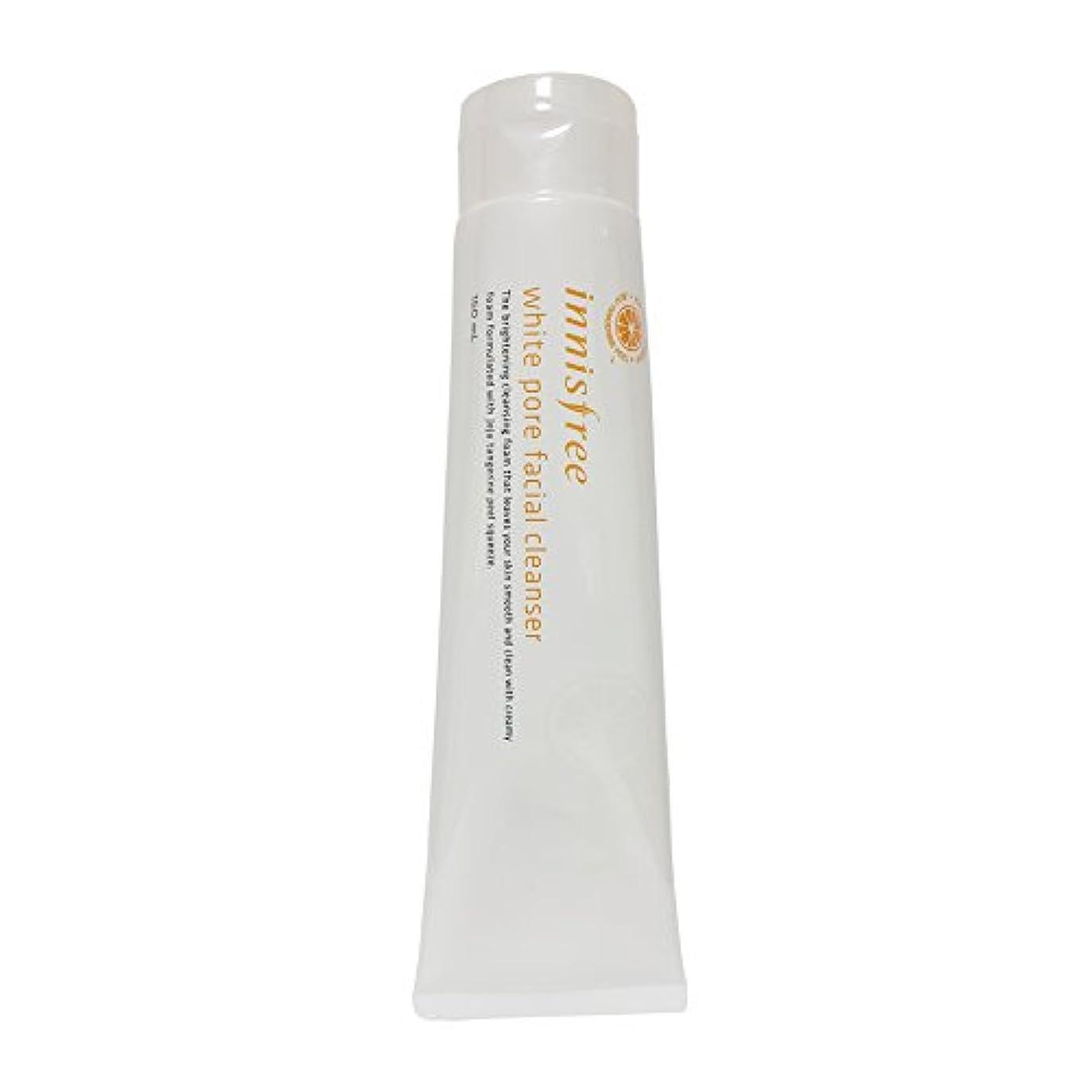 命題ただ前売[イニスフリー] Innisfree ホワイト毛穴フェイシャルクレンザー (150ml) Innisfree White Pore Facial Cleanser(150ml) [海外直送品]
