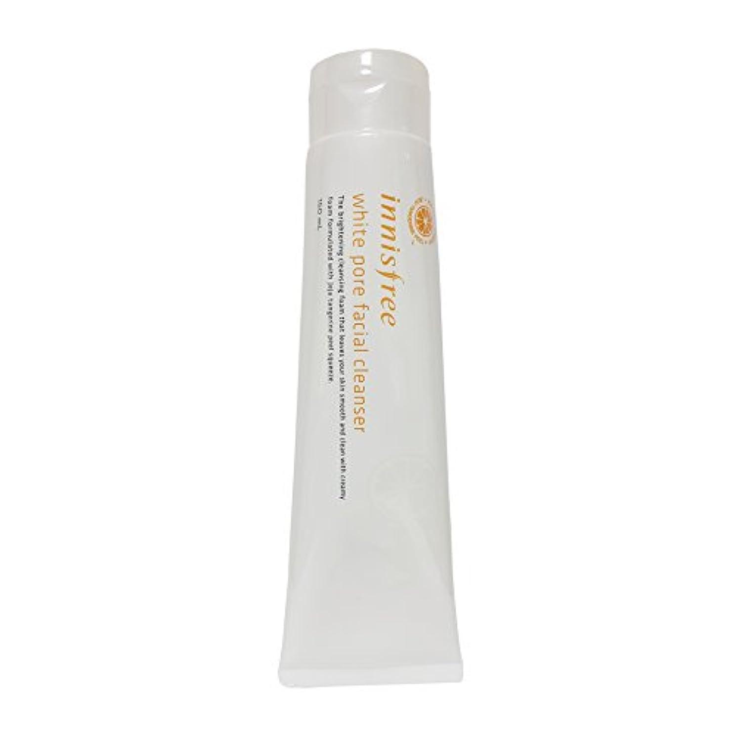 子孫まどろみのあるネーピア[イニスフリー] Innisfree ホワイト毛穴フェイシャルクレンザー (150ml) Innisfree White Pore Facial Cleanser(150ml) [海外直送品]