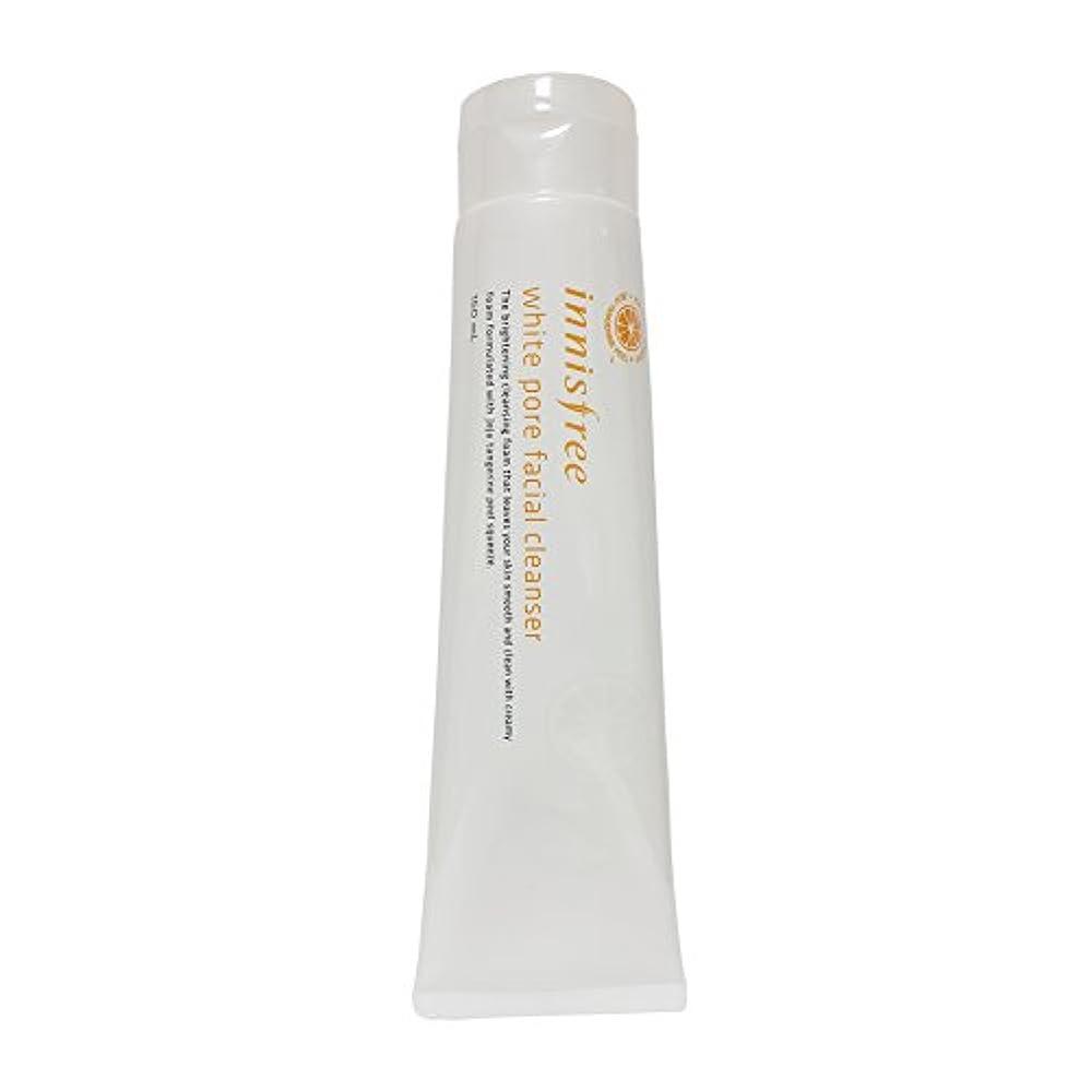 経済的メダリスト調停する[イニスフリー] Innisfree ホワイト毛穴フェイシャルクレンザー (150ml) Innisfree White Pore Facial Cleanser(150ml) [海外直送品]