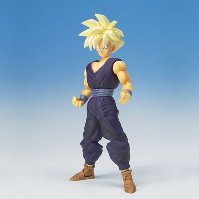 Bandai-Dragon Ball Z - Hybrid Action - Son Gohan Super Saiyan