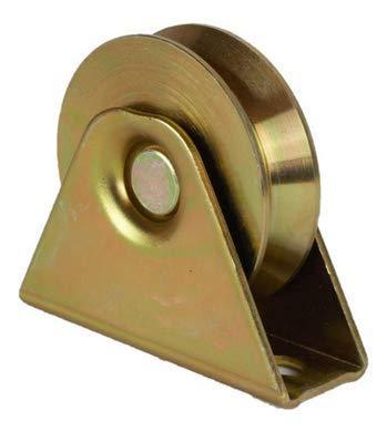 Rueda de alto rendimiento, 50-140 mm, 1500 kg, para puerta corredera