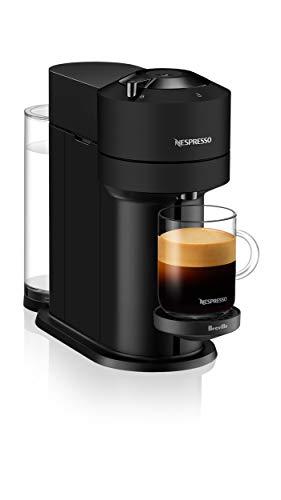 Nespresso Vertuo Next Coffee and Espresso Machine NEW by Breville, Black Matte, Single Serve Coffee & Espresso Maker, One Touch to Brew -  BNV520MTB1BUC1