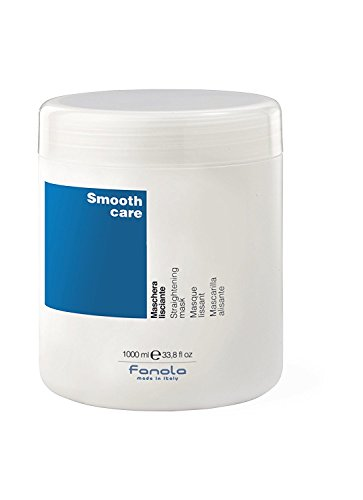 Fanola Smooth care Straightening Mask - glättende Pflegemaske, 1 l