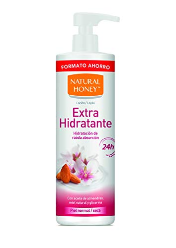 Natural Honey Loción Corporal Extra Hidratante 700ml