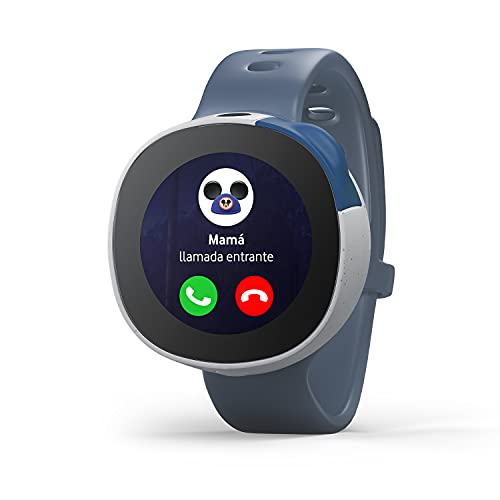 Vodafone Neo reloj inteligente para niños con personajes de Disney con llamadas, chat, teléfono, cámara, localización GPS, rastreador de actividad, niñas, niños, 6 a 9 años (se requiere suscripción)