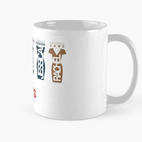 Harvey Suit Suits Donna Litt Louis Up Paulson Specter Abc Best 11 Ounce Ceramic Coffee Mug